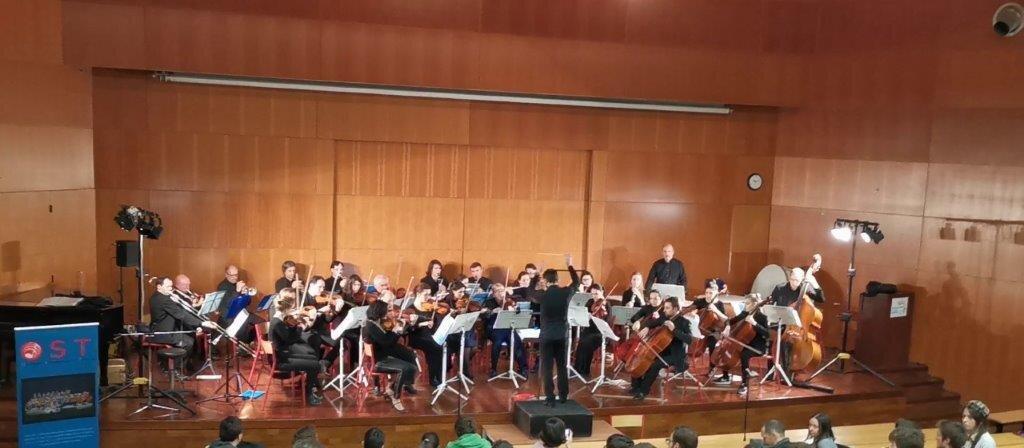 Concert hiver 2019 à l'ENSEIRB-MATMECA